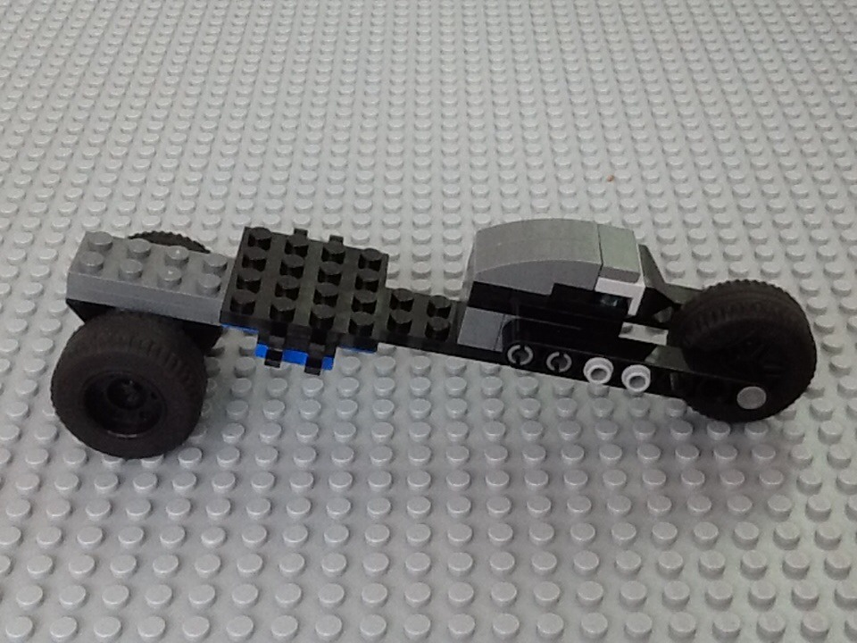 Picture of Attach Wheels to the Base