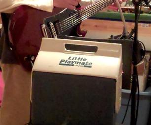 Igloo Guitar Talk Box