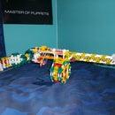 Knex PPSH-41 (smg) mk.2