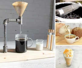 Top 33 Coffee Projects
