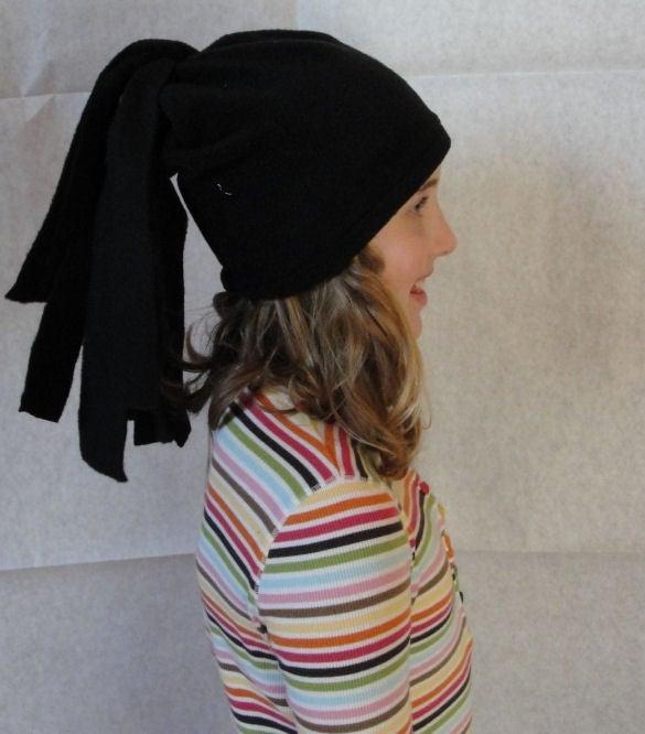 $5, 5 Minute Fleece Hat!