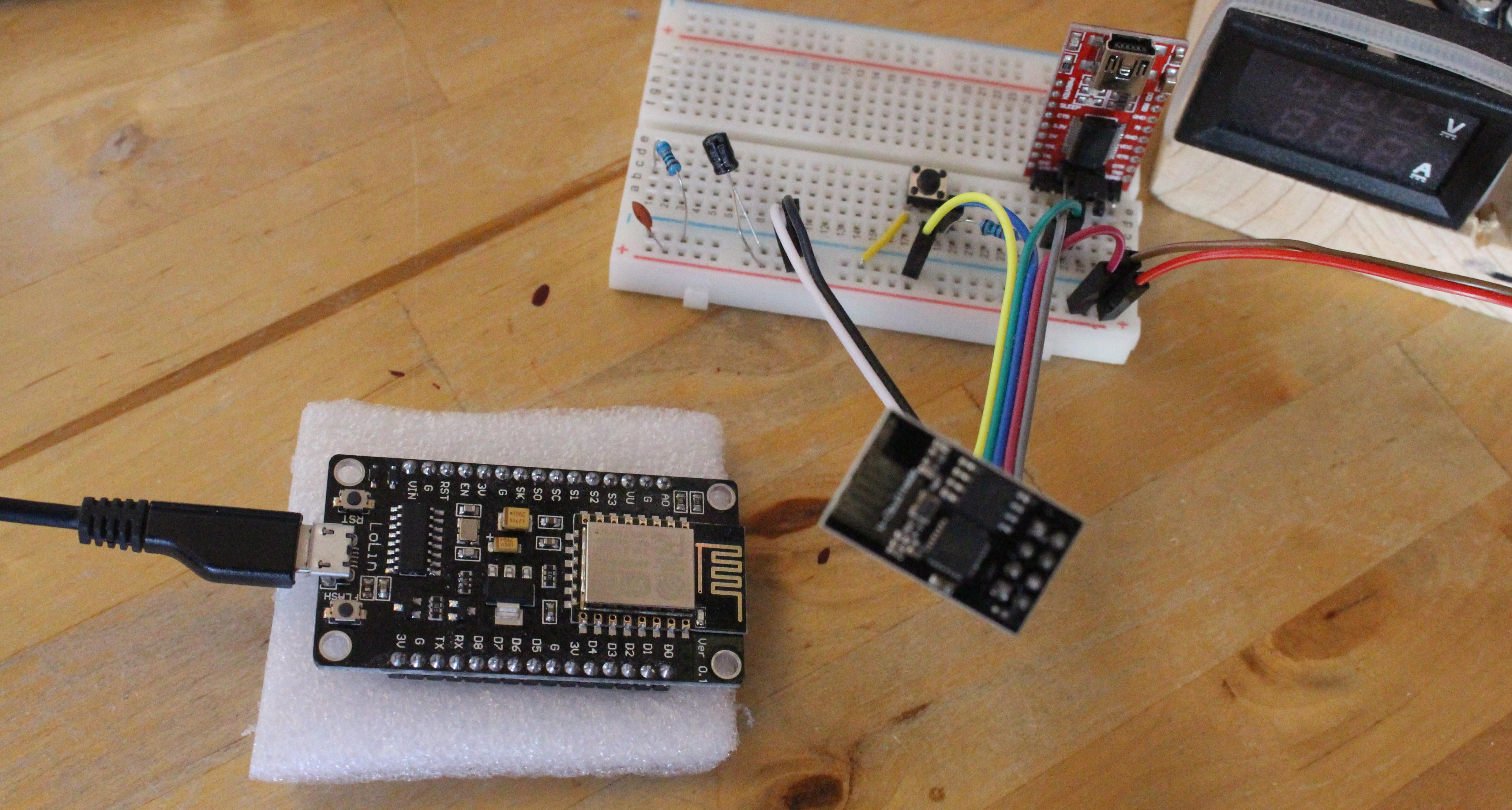 Picture of Preliminaries: Setting Up You ESP8266 for Arduino