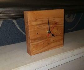 Hardwood Clock Brass Inserts.