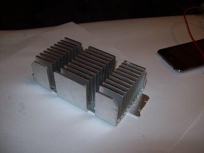 Parts List (5V Regulator)
