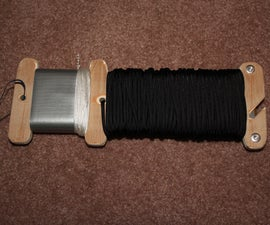 Paracord and Duct Tape Keeper