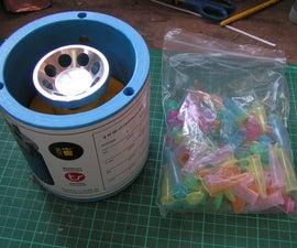 Using a Microcentrifuge.