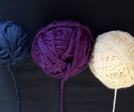 How to Easily Create a Centre Pull Ball of Yarn