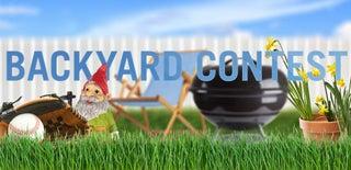 Backyard Contest