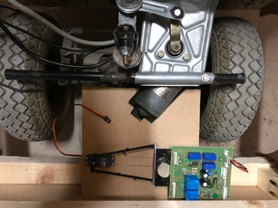 Electrics - Steering & Lighting