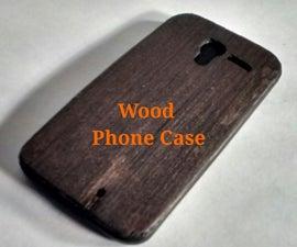 Wood Phone Case