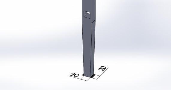 Shaping the Leg