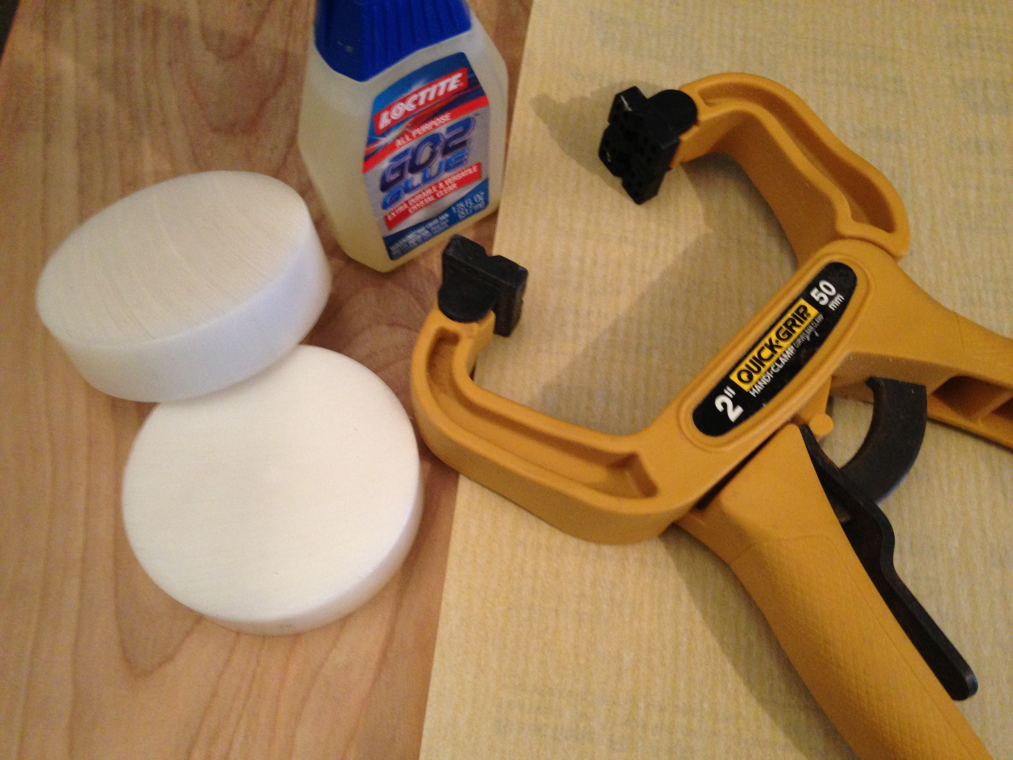 Picture of How to Glue Delrin