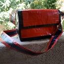Duct Tape Messenger Bag
