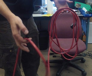 How to Properly Fold a Cord / Rope / Cable.