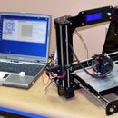 Migbot Prusa I3 3D Printer - Assembly and Use