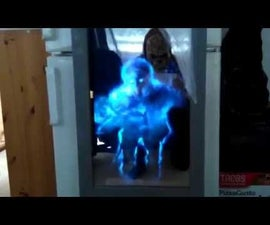 Halloween Magic Mirror