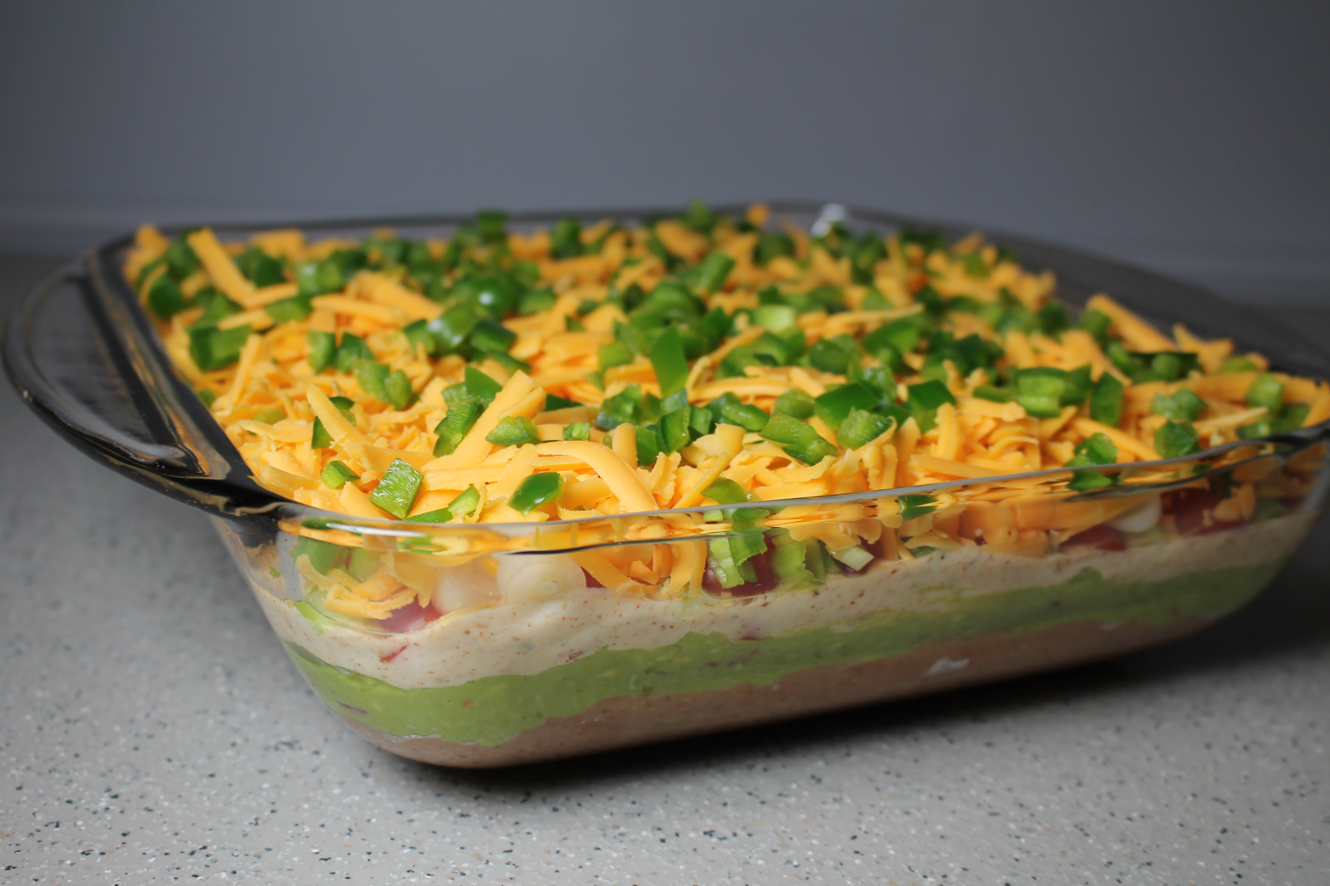 Picture of Layered Party Dip