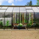 A Connected Greenhouse for Easy and Productive Gardening