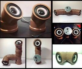 Speaker Pipe (Simple) #UP!