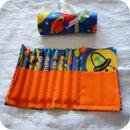Kids Crayon Wrap Holder Gift for under $3.00!!