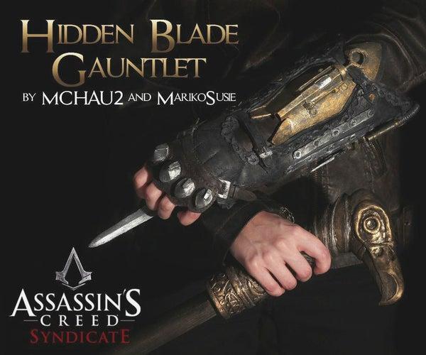 AC:Syndicate Hidden Blade Guantlet Replica!!