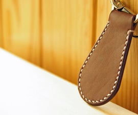 How to Make Key-ring Tags
