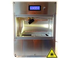 JRLS 1000 DIY SLS-3D-PRINTER