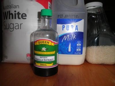 The Simple Ingredients