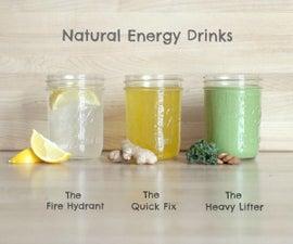 Homemade Energy Drink