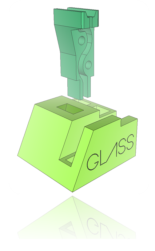 Picture of Google Glass Base