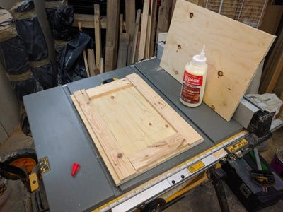 Making the Mini Door