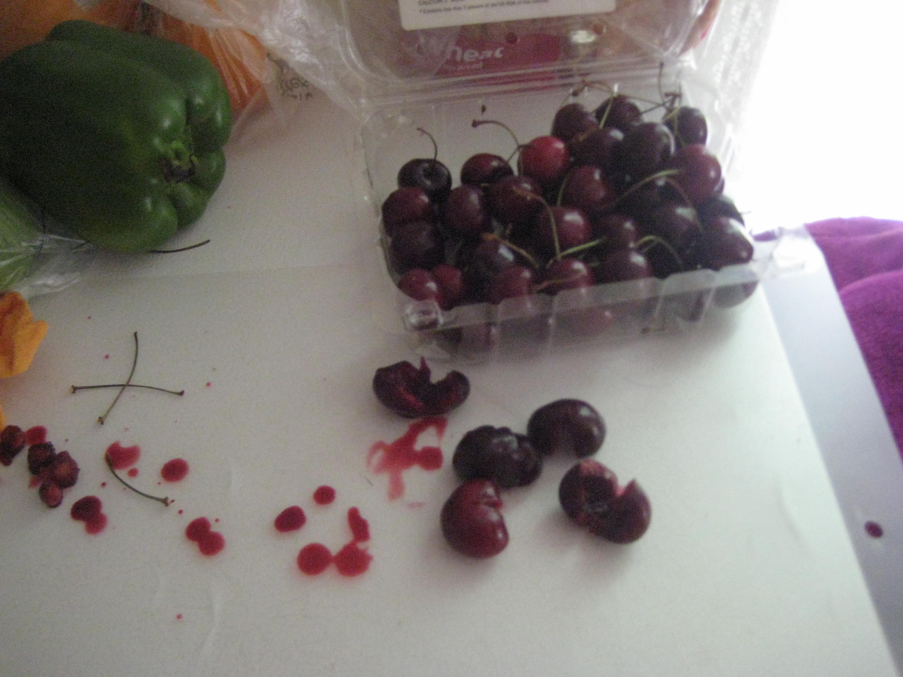 Picture of Cherry Filling