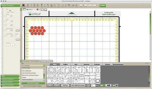 Designing & Cutting Pattern