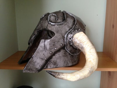 Skyrim Nord Helmet