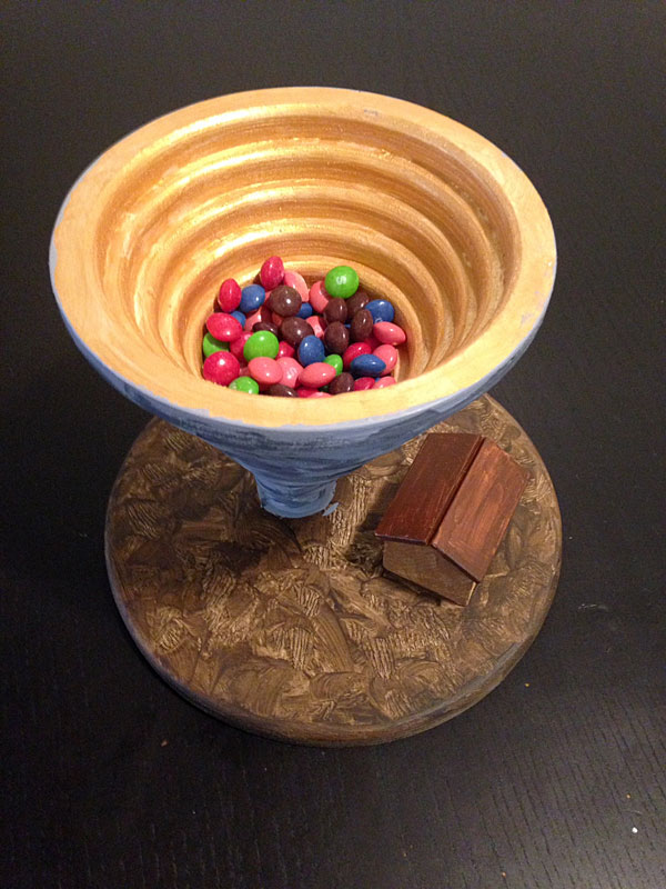 Picture of Paint It and Fill It With Candy.