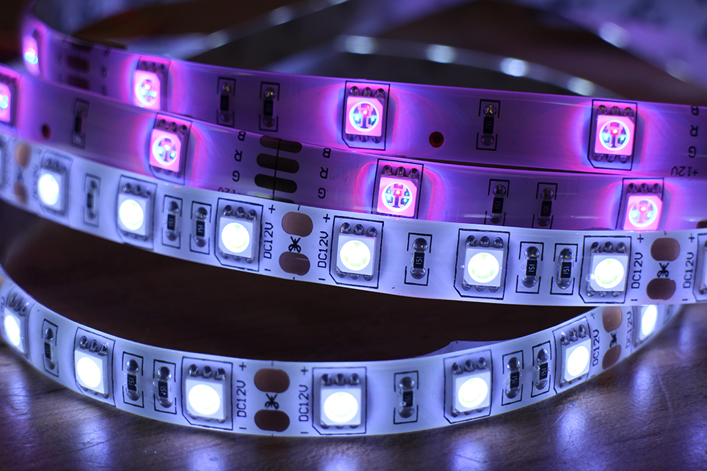 Picture of Intro to LED Strips