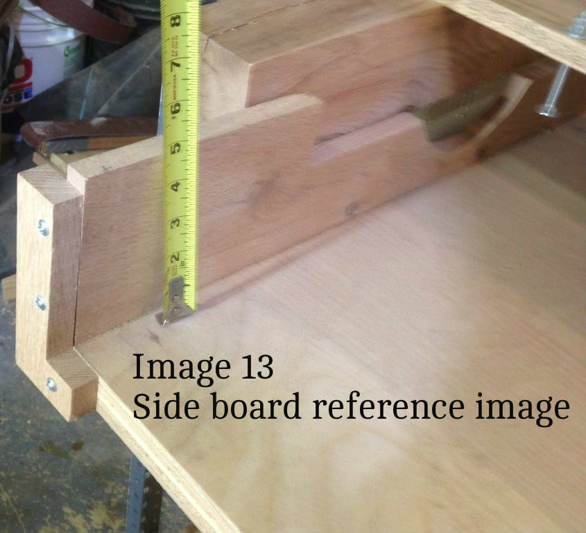 Picture of Building the Adjustable Sanding Deck