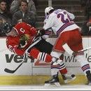 How To Throw Hard Checks In Hockey