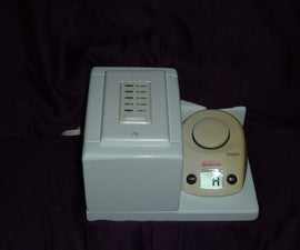 Countdown timer or automatic shutoff switch for electric blanket or other electric device