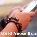 Paracord Noose Bracelet (tutorial)