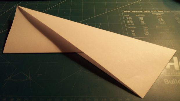 Picture of Length, Airfoil and Nose Folding