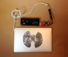 Portable Laptop Charger (Cheap and Easy)