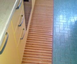 Renewing/protecting Bamboo Carpets