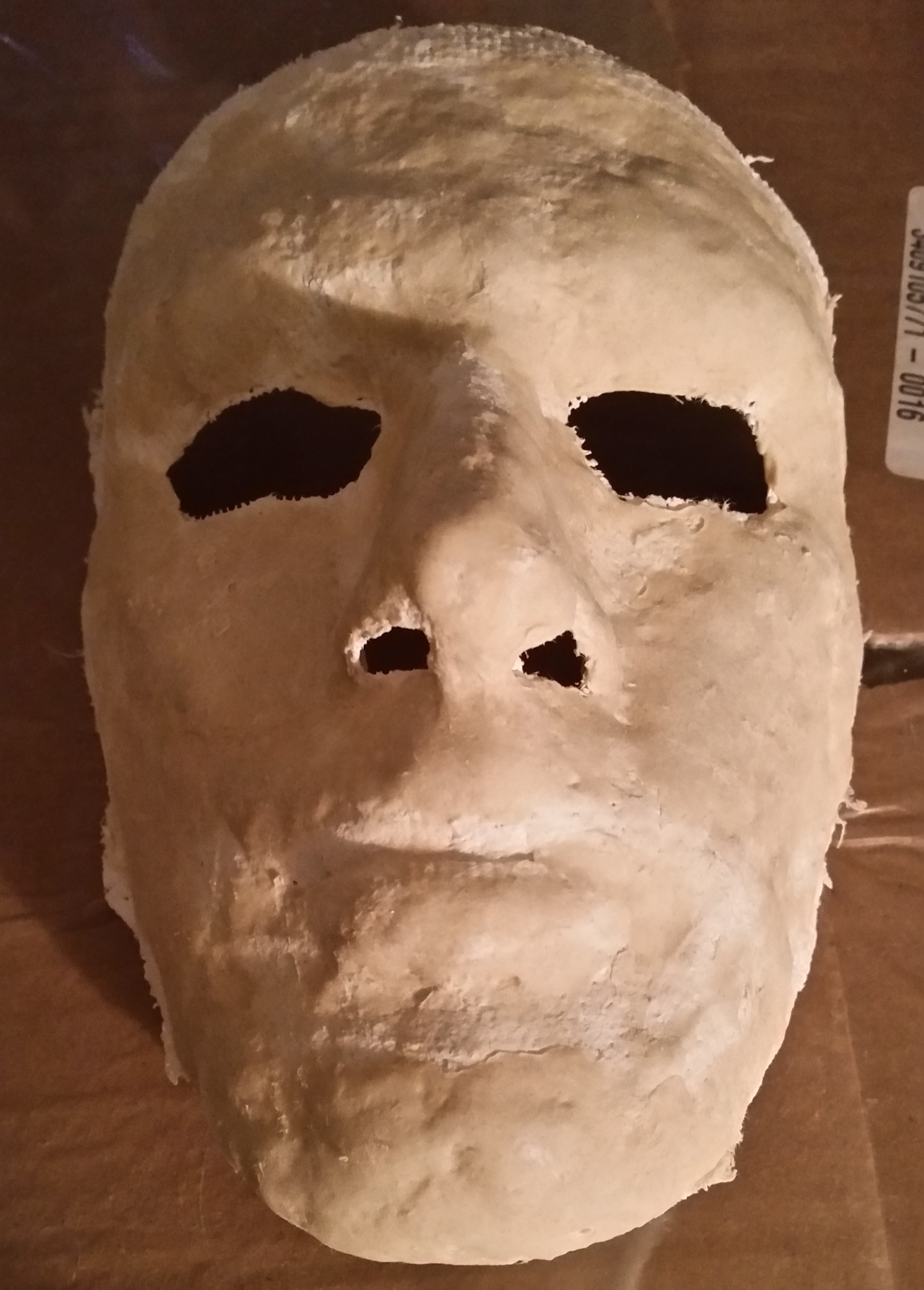 Picture of Building the Mask