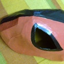 Deathstroke Mask: Easy and Old-style