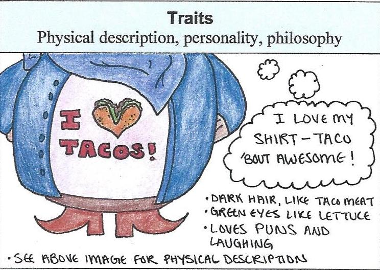Picture of Character's Traits