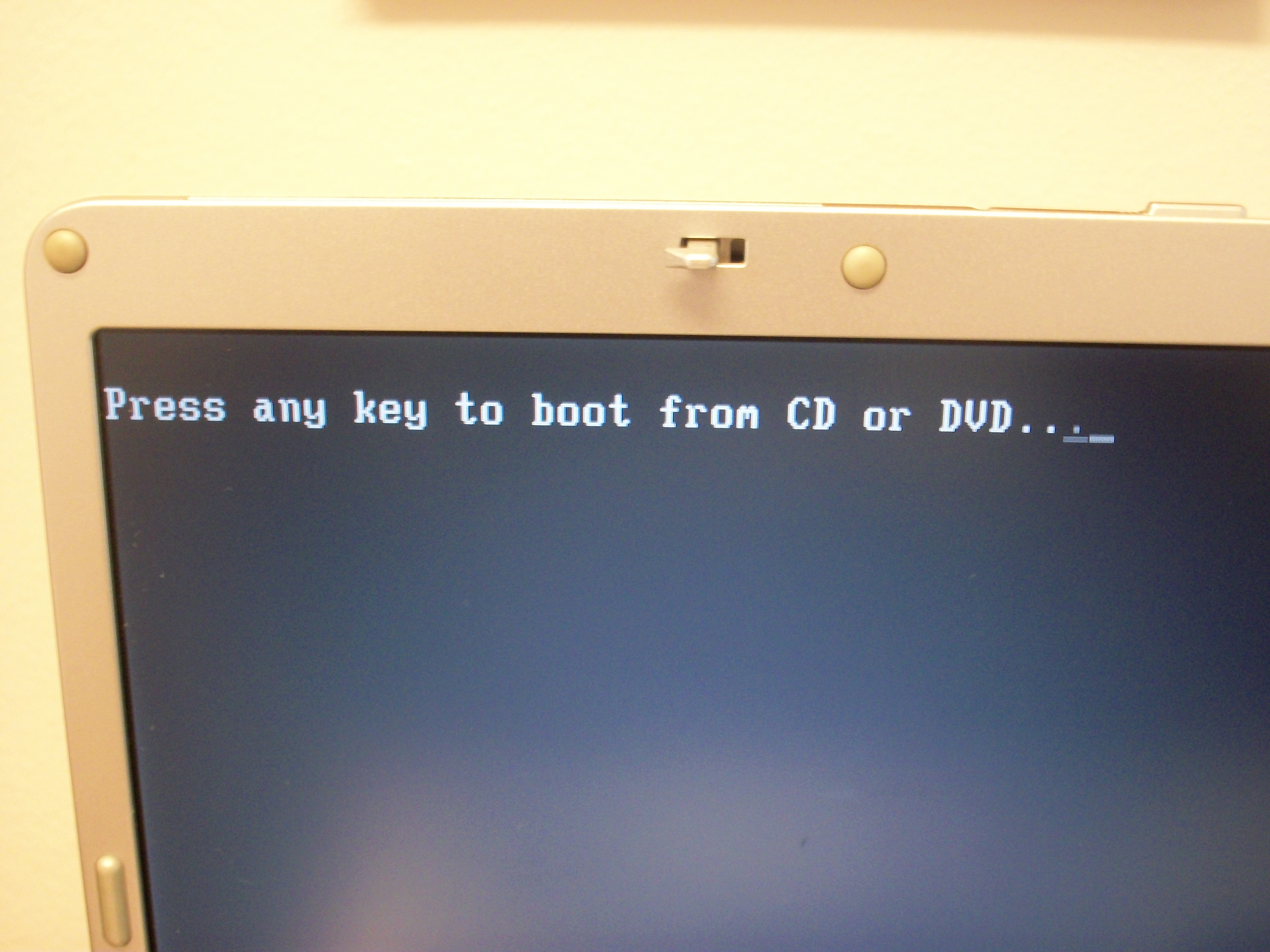 Picture of Computer Reboot