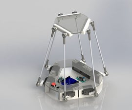 Stewart Platform - Flight Simulator X