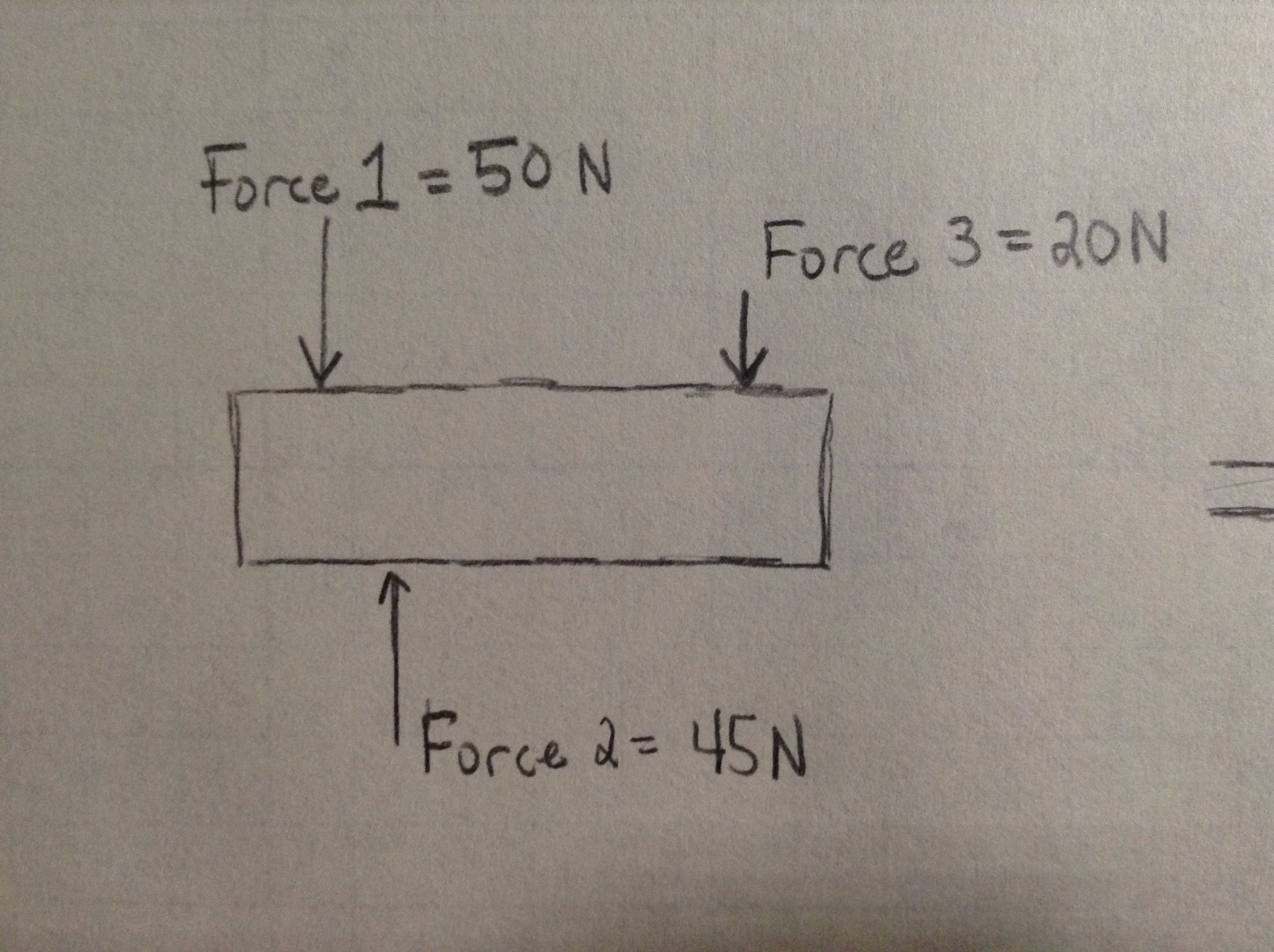 Picture of Analyze the Given Forces