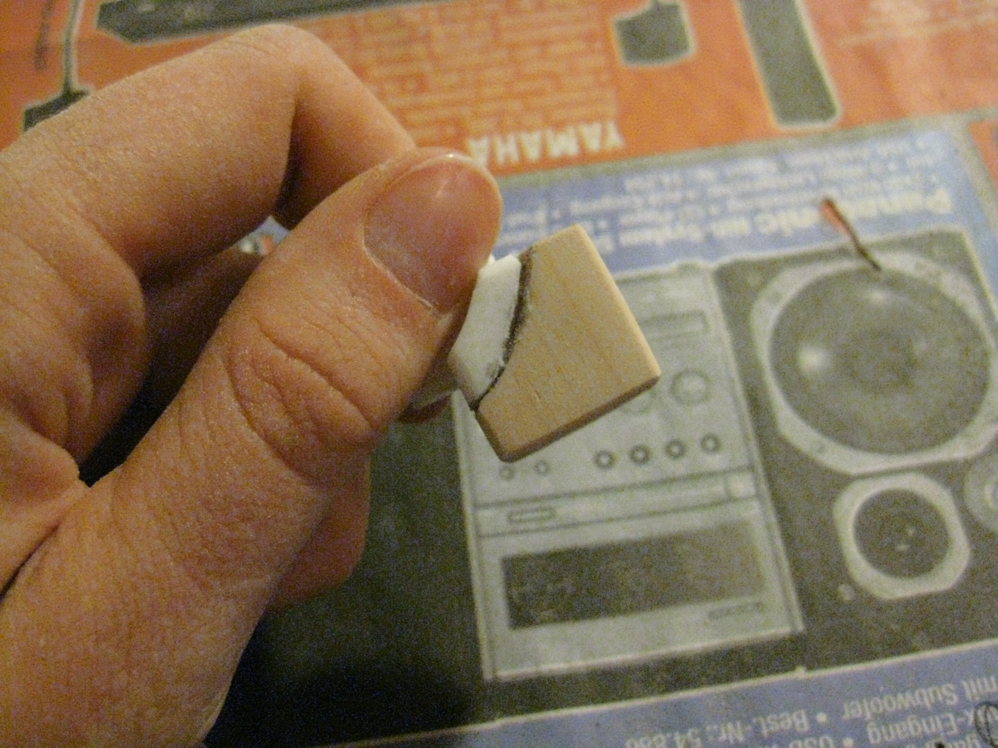 Picture of Make an Edge Piece
